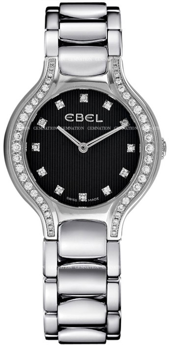 Ebel Beluga Lady Ladies Wristwatch Model: 9003N18.391050