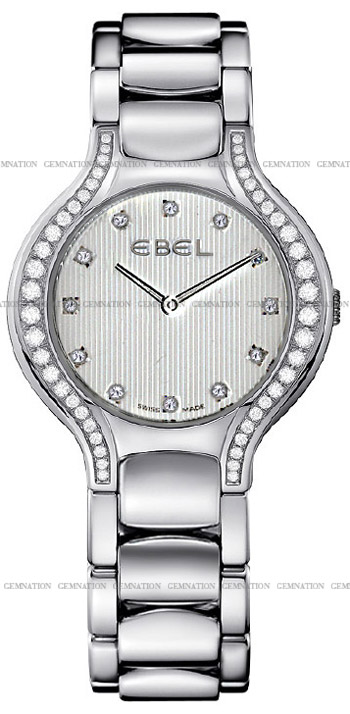 Ebel Beluga Ladies Watch Model 9003N18.691050