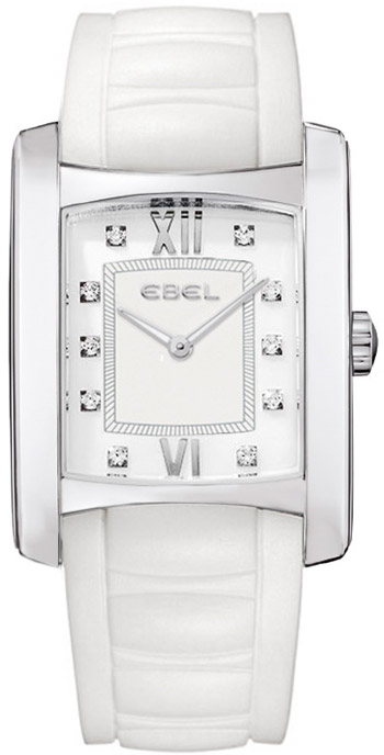 Ebel Brasilia Ladies Wristwatch Model: 9256M43-108WC35601XS