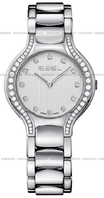 Ebel Beluga Ladies Watch Model 9256N28.691050