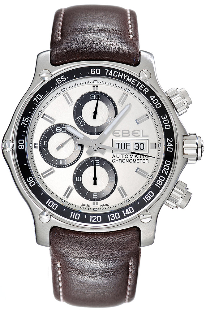 ebel discontinued watches at gemnation com ebel 1911 men s watch model 9750l62 63b35p11