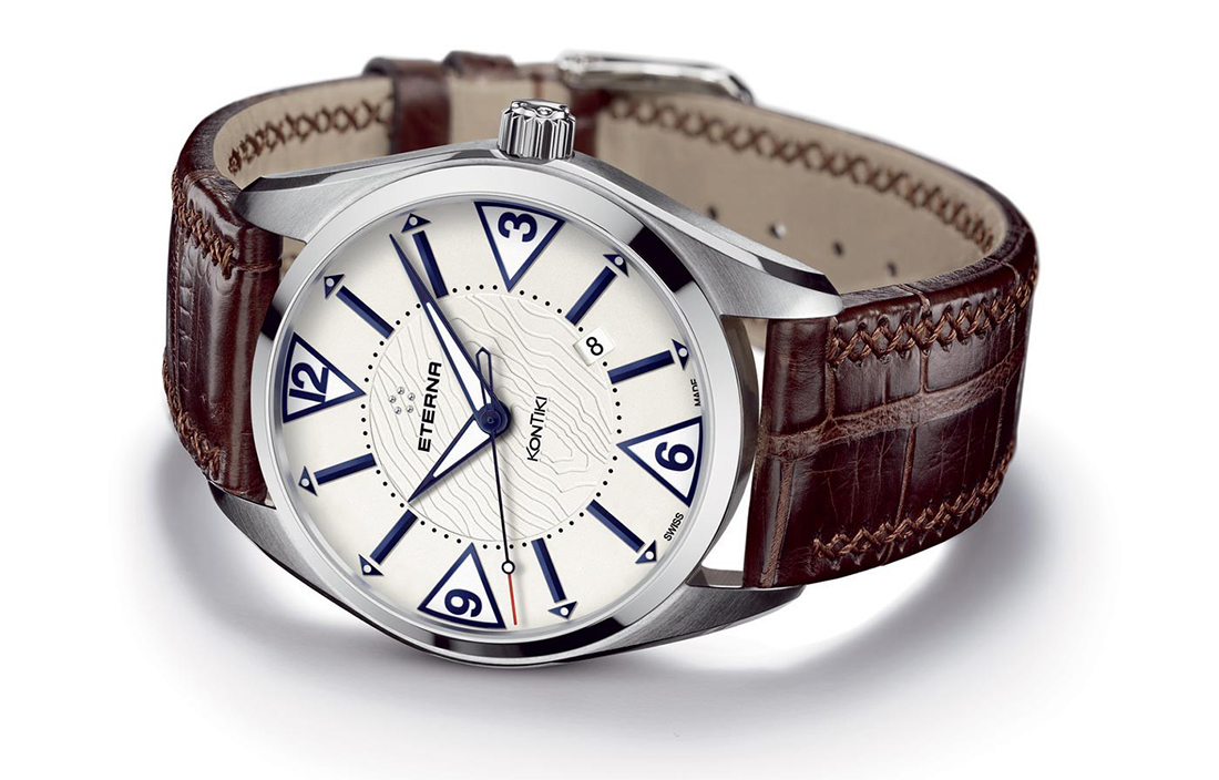 Eterna KonTiki Men's Watch Model 1220.41.63.1183 Thumbnail 2