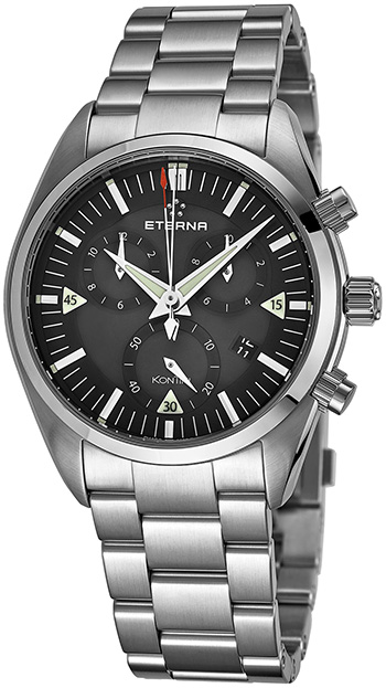 Eterna KonTiki Men's Watch Model 1250.41.41.0217