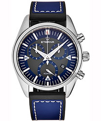 Eterna KonTiki Men's Watch Model: 1250.41.81.1303