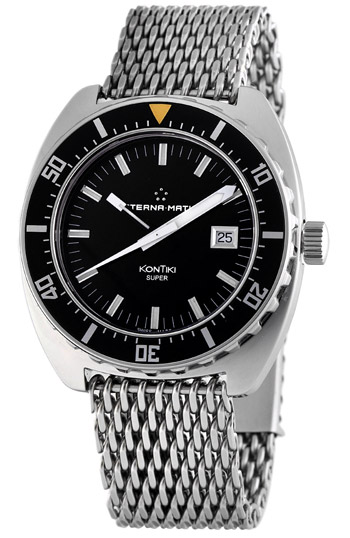 Eterna Heritage Men's Watch Model 1973.41.41.1230