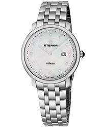 Eterna Eternity Ladies Watch Model: 2510.41.66.0273