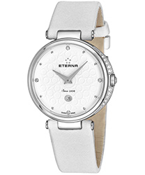 Eterna Grace Ladies Watch Model: 2566.54.60.1373
