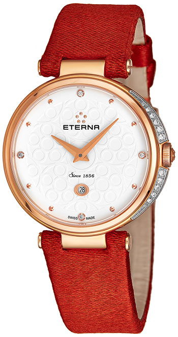 Eterna Grace Ladies Watch Model 2566.60.61.1370