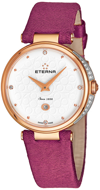 Eterna Grace Ladies Watch Model 2566.60.61.1371