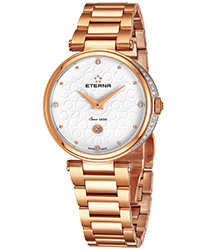 Eterna Grace Ladies Watch Model 2566.60.61.1727