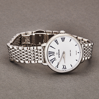 Eterna Quartz 34 mm Ladies Watch Model 2800.41.62.1743 Thumbnail 2