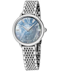 Eterna Quartz 34 mm Ladies Watch Model 2800.41.86.1743