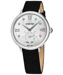 Eterna Small Seconds 34 mm Ladies Watch Model 2801.41.66.1408
