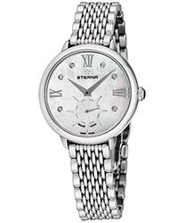 Eterna Small Seconds 34 mm Ladies Watch Model 2801.41.66.1743 Thumbnail 1
