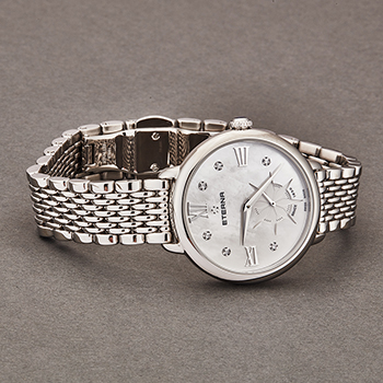 Eterna Small Seconds 34 mm Ladies Watch Model 2801.41.66.1743 Thumbnail 3