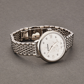 Eterna Small Seconds 34 mm Ladies Watch Model 2801.41.96.1743 Thumbnail 3