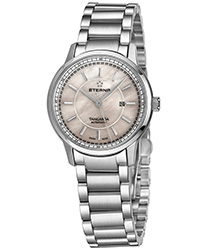 Eterna KonTiki Ladies Watch Model: 2947.41.61.0285