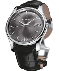 Eterna Vaughan Mens Wristwatch