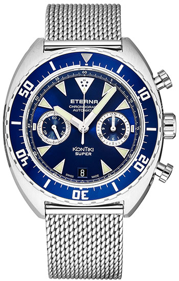 Eterna KonTiki Men's Watch Model 7770.41.89.1718