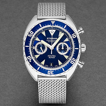 Eterna KonTiki Men's Watch Model 7770.41.89.1718 Thumbnail 2