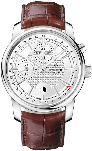 Eterna Soleure  Men's Watch Model 8340.41.17.1185
