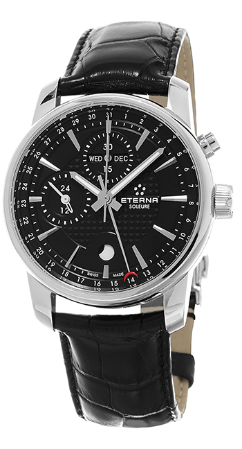 Eterna Soleure Men's Watch Model 8340.41.41.1186
