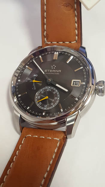 Eterna Eternity Men's Watch Model 7661.41.56.1352 Thumbnail 5