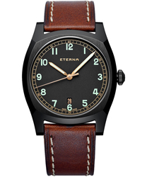 Eterna Heritage Men's Watch Model 1939.43.46.1299