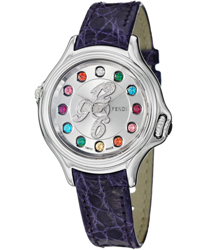 Fendi Crazy Carats Ladies Watch Model F104026033D1T02