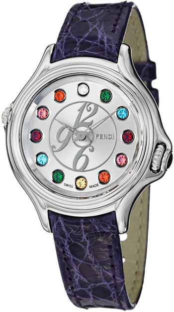 Fendi Crazy Carats Ladies Watch Model F104026033T02