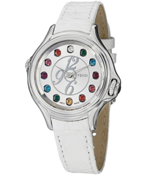Fendi Crazy Carats Ladies Watch Model F104026041T02