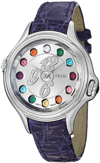 Fendi Crazy Carats Ladies Watch Model F104036033D1T02