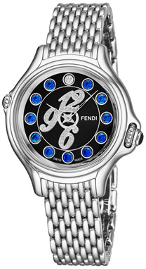 Fendi Crazy Carats Ladies Watch Model: F105021000D1T03