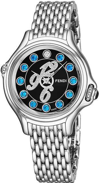 Fendi Crazy Carats Ladies Watch Model F105021000D1T04