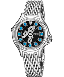 Fendi Crazy Carats Ladies Watch Model: F105021000D1T04