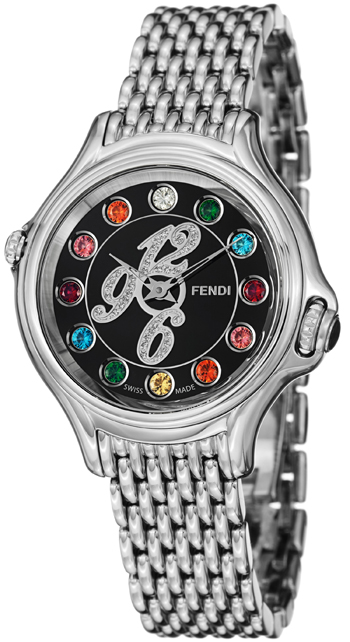 Fendi Crazy Carats Ladies Watch Model F105021000D1T05