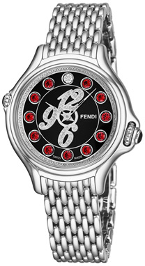 Fendi Crazy Carats Ladies Watch Model: F105021000D3T03