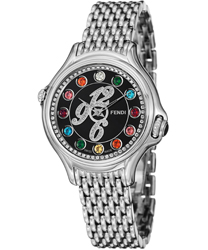 Fendi Crazy Carats Ladies Watch Model: F105021000D3T05