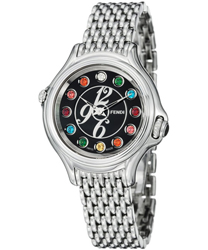 Fendi Crazy Carats Ladies Wristwatch