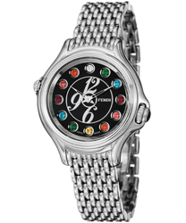 Fendi Crazy Carats Ladies Watch Model: F105021000T05