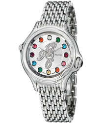 Fendi Crazy Carats Ladies Watch Model: F105026000D1T02