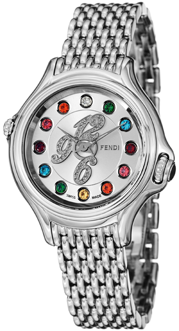 Fendi Crazy Carats Ladies Watch Model F105026000D1T05