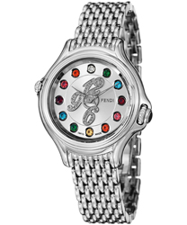 Fendi Crazy Carats Ladies Watch Model: F105026000D1T05