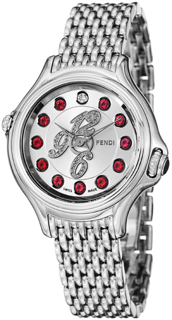 Fendi Crazy Carats Ladies Watch Model F105026000D1T05 Thumbnail 3