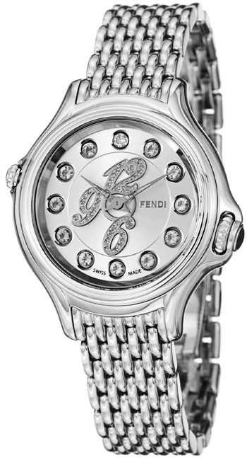 Fendi Crazy Carats Ladies Watch Model F105026000D1T05 Thumbnail 2