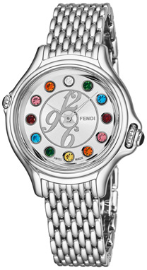 Fendi Crazy Carats Ladies Watch Model F105026000T01