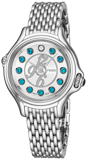 Fendi Crazy Carats Ladies Watch Model F105026000T04