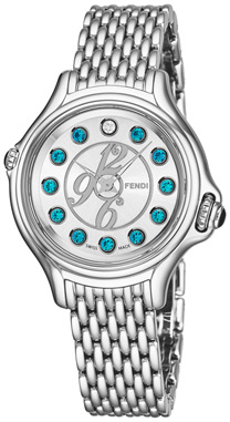 Fendi Crazy Carats Ladies Watch Model: F105026000T04