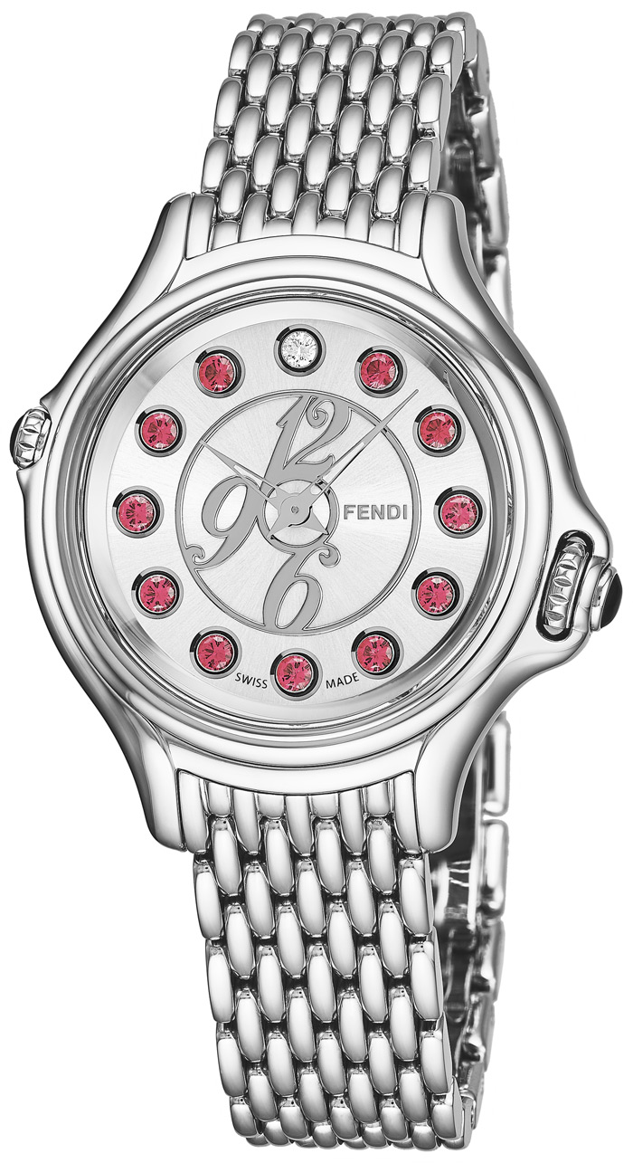 Fendi Crazy Carats Ladies Watch Model F105026000T04 Thumbnail 3