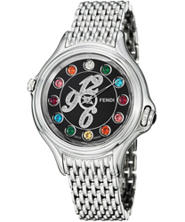 Fendi Crazy Carats Ladies Watch Model: F105031000D1T02
